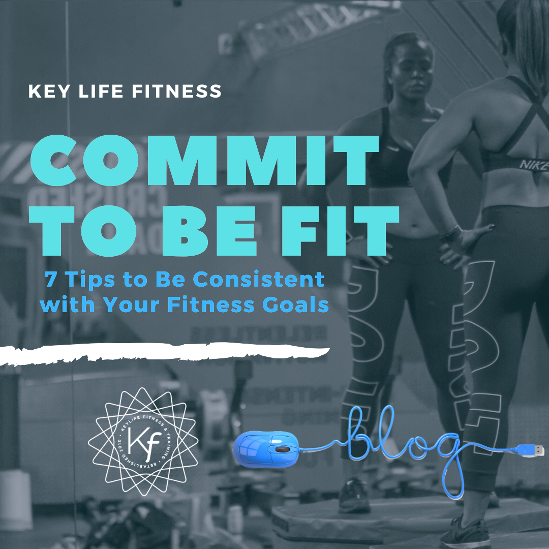 Being Consistent with Your Fitness Goals – Don't Quit