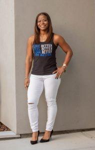 Bridget Jackson of Key Life Fitness & Training, Orlando