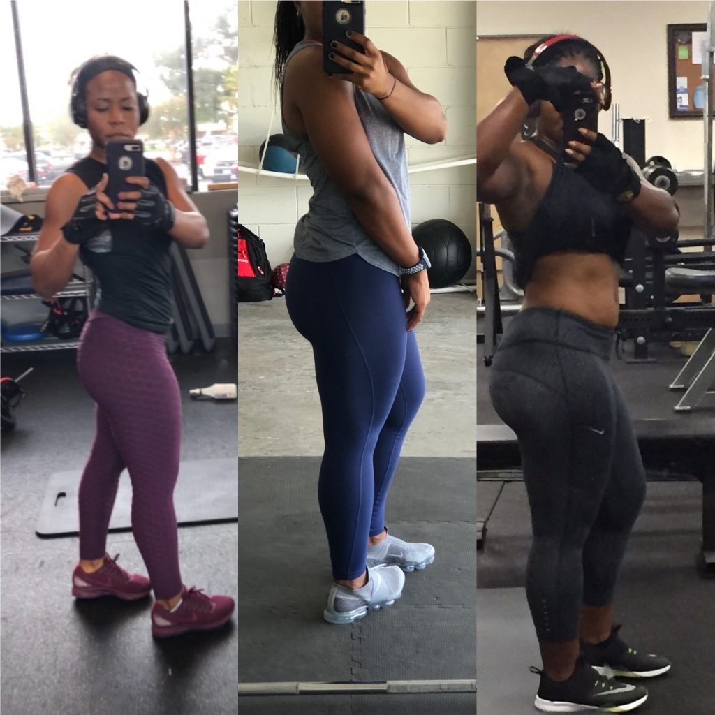 Key Life Fitness Transformation Photo
