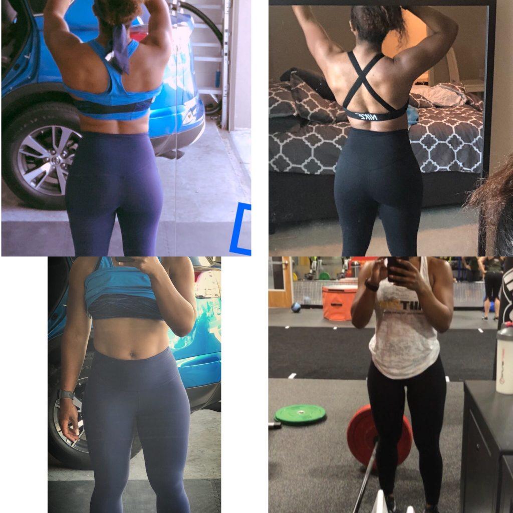 Key Life Fitness Transformation Photo