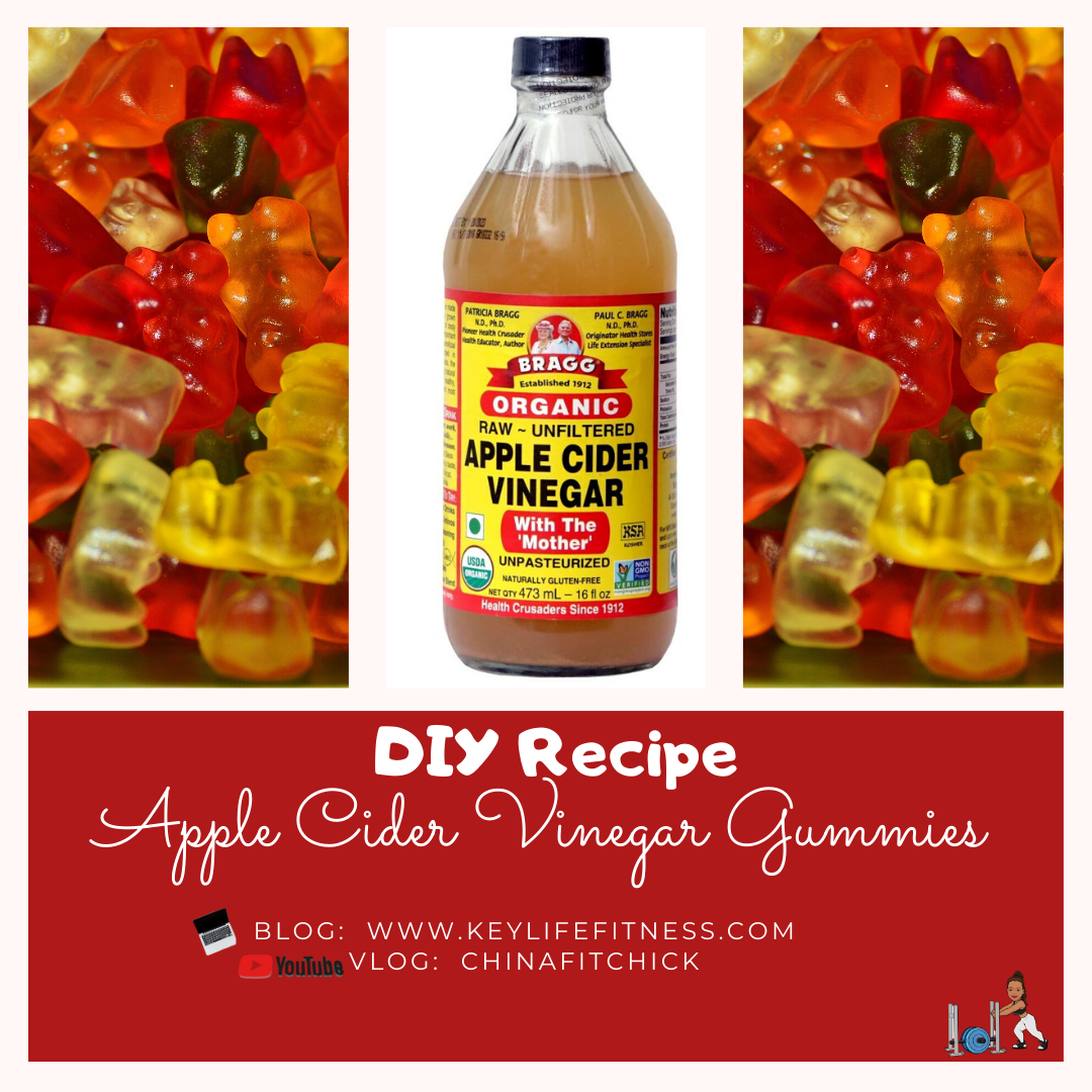 ACV Gummies:  Take Your Daily Shot